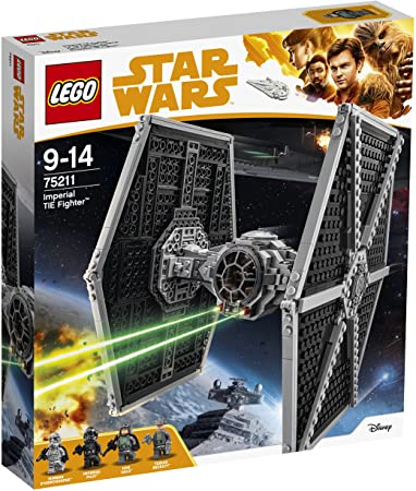 75211 LEGO Star Wars Solo Imperial TIE Fighter